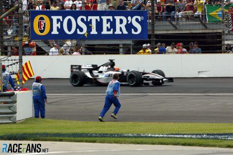 Marshal, Indianapolis, 2005