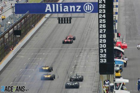 Indianapolis, 2005