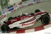 Alex Zanardi, Mo Nunn, Long Beach, 2001