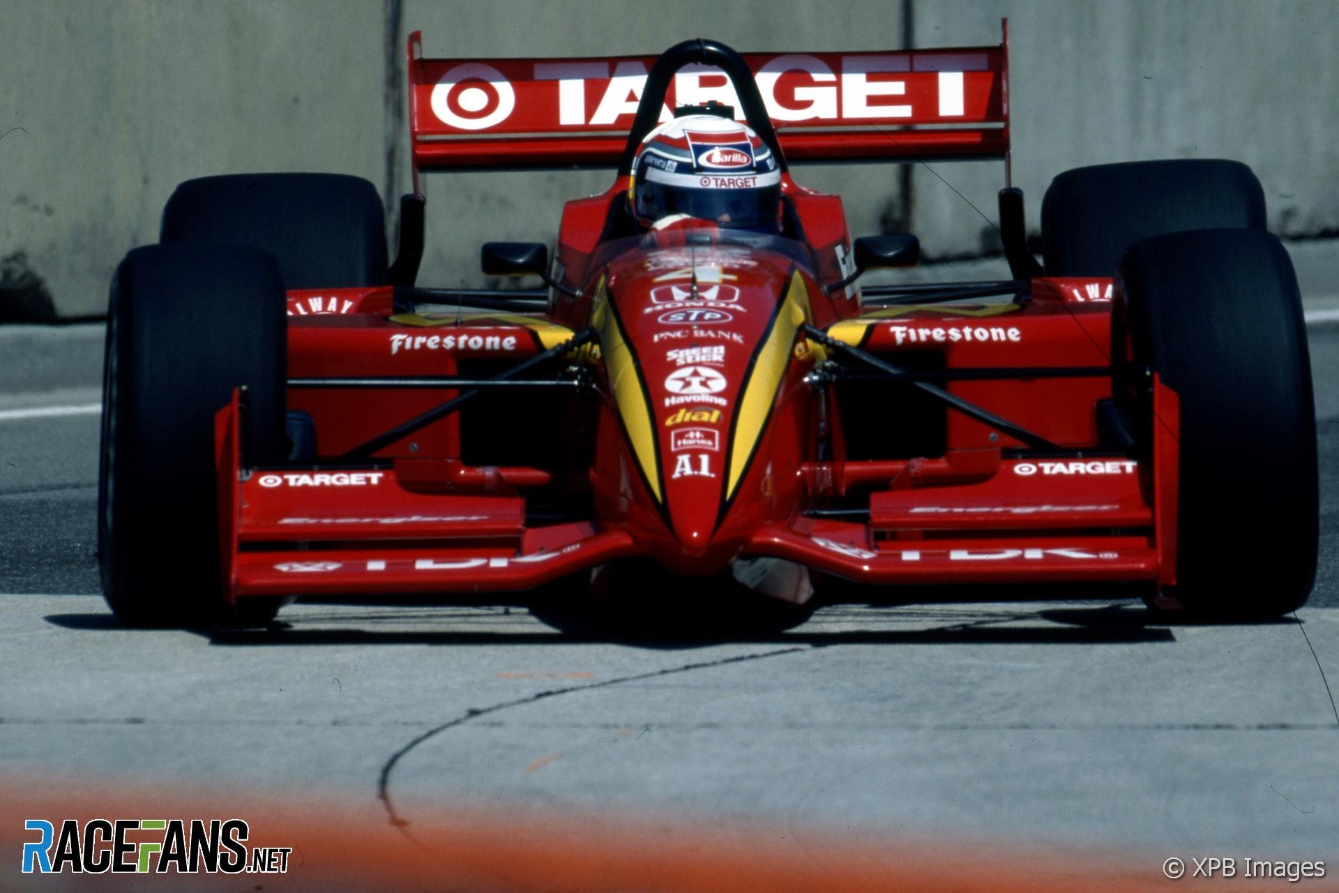 Alex Zanardi, Ganassi, IndyCar, Detroit, 1997