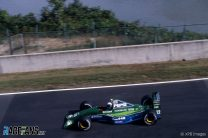Alex Zanardi, Jordan, Suzuka, 1991