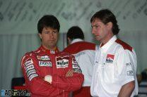 Michael Andretti reveals he had a Ferrari contract for 1992
