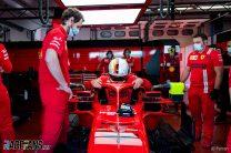 Sebastian Vettel, Ferrari, Mugello, 2020