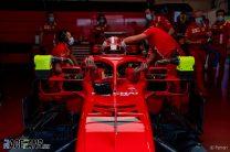 Charles Leclerc, Ferrari, Mugello, 2020