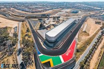 """2023 is """"more likely"""" date for return of South African Grand Prix at Kyalami"""
