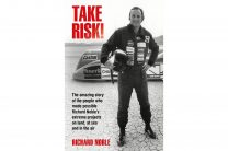 """Take Risk!"": Richard Noble's land speed record book review"