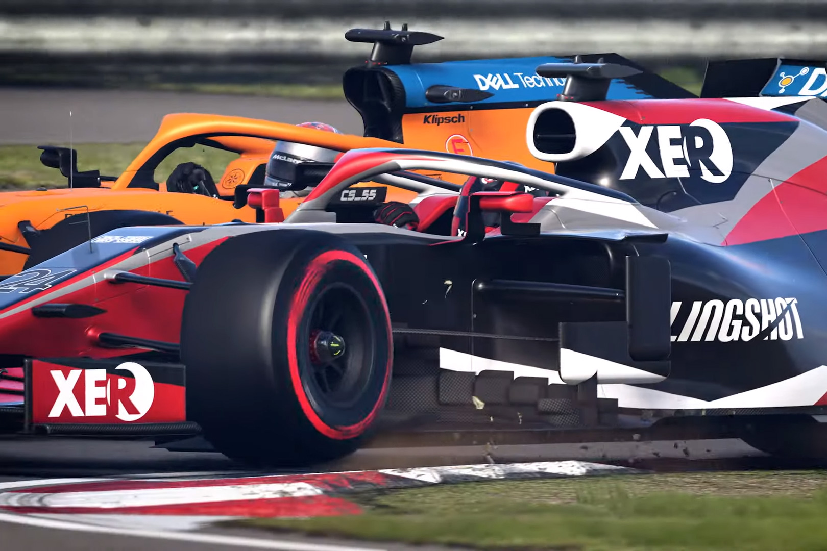 F1 2020 interview: Lee Mather on the new 'My Team' mode ...