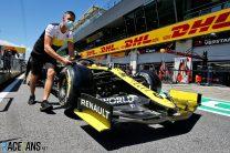 Ricciardo: Alonso doesn't need practice runs in my car