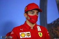 Bottas and Leclerc say their home visits between races were not safety risks