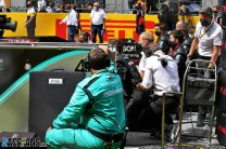 Mercedes personnel, Red Bull Ring, 2020