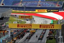 Grid, Red Bull Ring, 2020