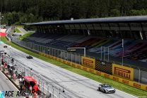 Safety Car, Red Bull Ring, 2020