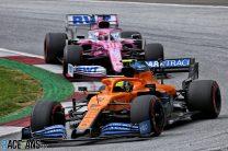 Can McLaren and Racing Point keep Ferrari behind?