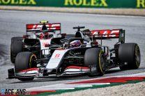 Romain Grosjean, Haas, Red Bull Ring, 2020