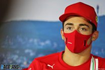 Leclerc explains furious response to racism claims on social media