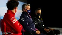 Racing Point's response to Renault protest due in three weeks