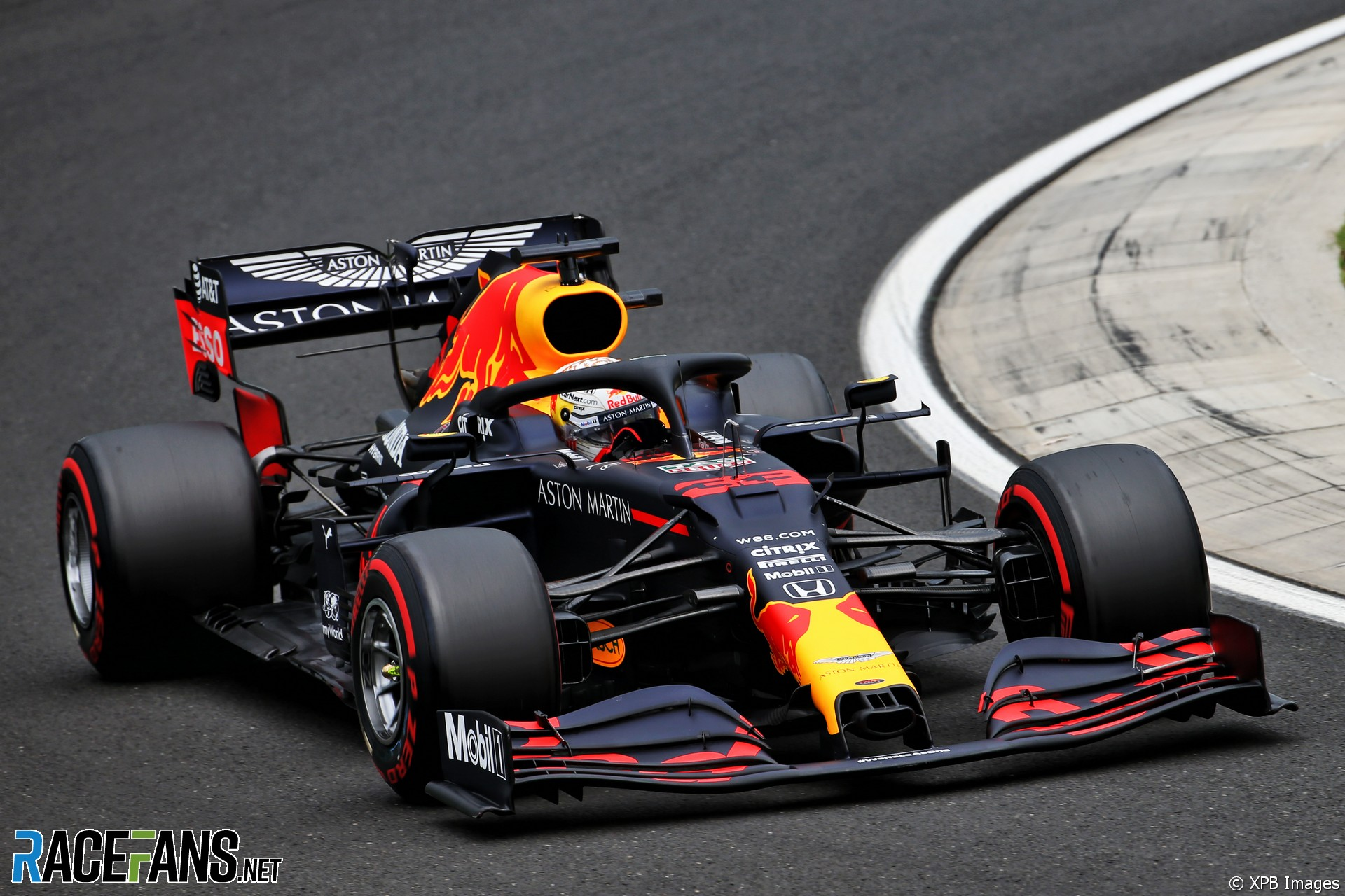Something Is Misbehaving Aerodynamically On Red Bull S Car Racefans