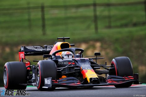 Max Verstappen, Red Bull, Hungaroring, 2020