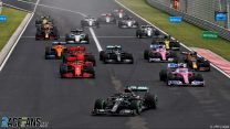 Who was the best Formula 1 driver of 2020?