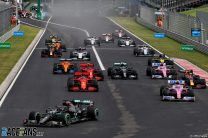 Vote for your 2020 Hungarian Grand Prix Driver of the Weekend