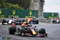 Albon's fifth place confirmed after Red Bull 'grid drying' investigation