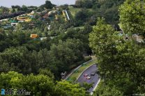 F1 to dodge showers in warm weekend at Hungaroring