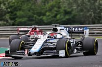 """Russell believes aero sensitivity is to blame for """"three very poor races"""""""