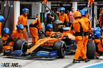 """Norris says """"worst start ever"""", not pit stops, spoiled race"""