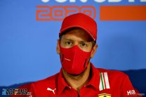 Vettel would accept chance to rejoin Red Bull