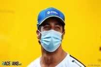 """Ricciardo """"really happy"""" with success of F1's first Closed Event"""