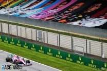 Lance Stroll, Racing Point, Red Bull Ring, 2020