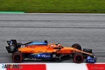 Carlos Sainz Jnr, McLaren, Red Bull Ring, 2020