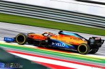 Lando Norris, McLaren, Red Bull Ring, 2020