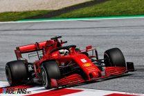 Sebastian Vettel, Ferrari, Red Bull Ring, 2020