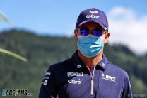 Sergio Perez, Racing Point, Red Bull Ring, 2020