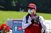 "Raikkonen: Ferrari will give Vettel ""exactly the same treatment"" as Leclerc"