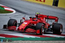 All three Ferrari-powered teams slower by up to 1.1 seconds in Austria