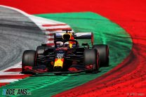2020 Austrian Grand Prix qualifying day in pictures