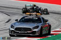 """Mercedes """"probably"""" should have pitted during second Safety Car"""