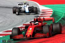 """Vettel """"happy I only spun once"""" in tough race"""