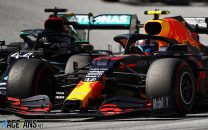 Race-by-race: How Horner explained Albon's route from near-winner to ex-driver