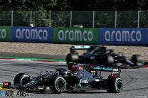Fault which struck Mercedes cars in race was discovered on Friday