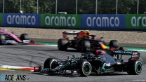 Will Red Bull succeed again in earning a tougher penalty for Hamilton?