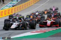 Lundgaard continues F2's run of new winners