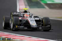 Ghiotto scores Hitech's first Formula 2 win in thrilling finish