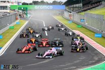 2021 Hungarian Grand Prix TV Times