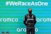 F1 insists it is committed to improving diversity following Hamilton criticism