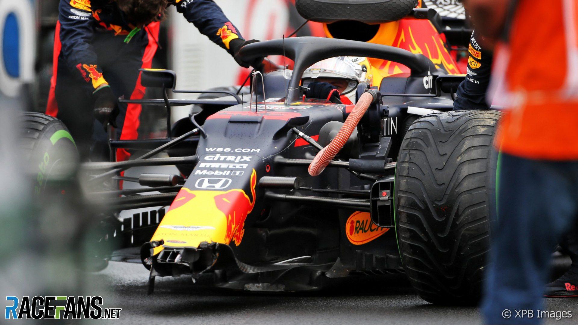 Max Verstappen, Red Bull, Hungaroring, 2020
