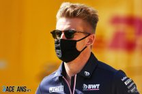 Hulkenberg was Mercedes' second choice for Hamilton's seat – Brawn