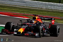 Verstappen leads Hamilton as engine problem delays Vettel